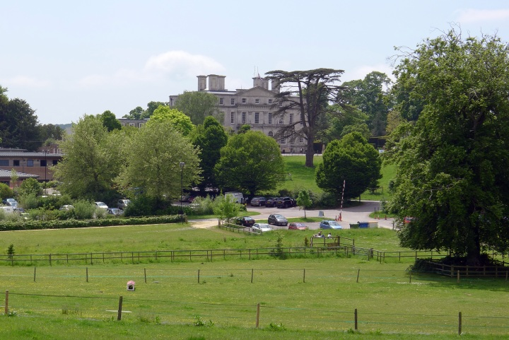 Kingston Maurward House