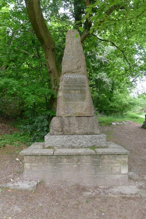 Hardy memorial