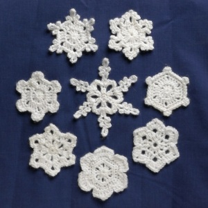 Really Easy Snowflake Patterns