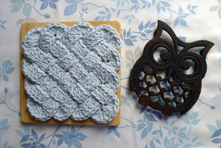 trivets and mat