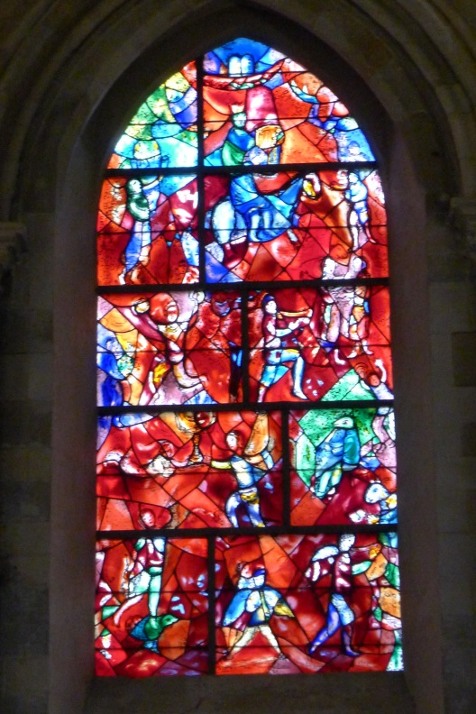 Chagal window
