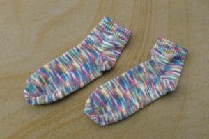 granddaughter's socks