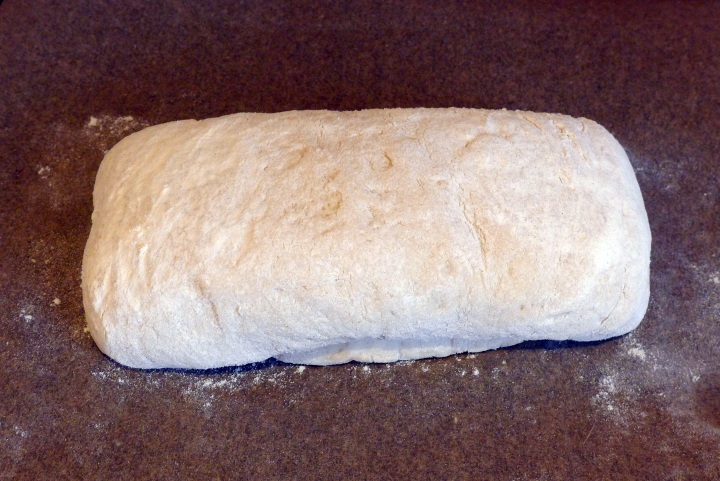 dough folded