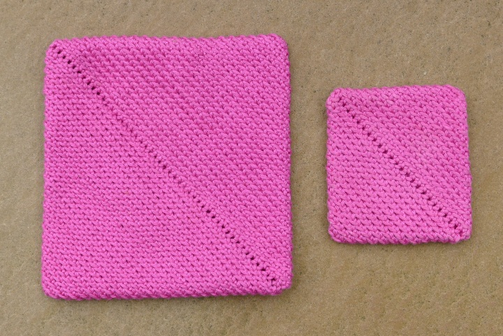 two pot holders