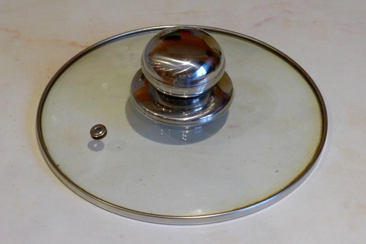 steamer lid