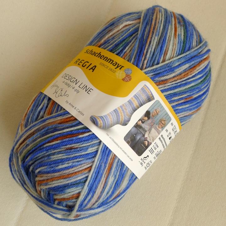 fancy sock wool