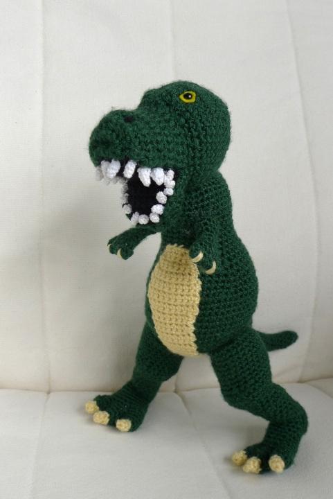 dinosaur marching