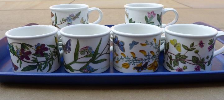 six cups other arrangement