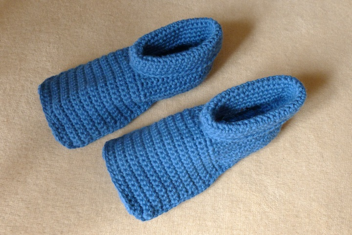 slippers from another angle