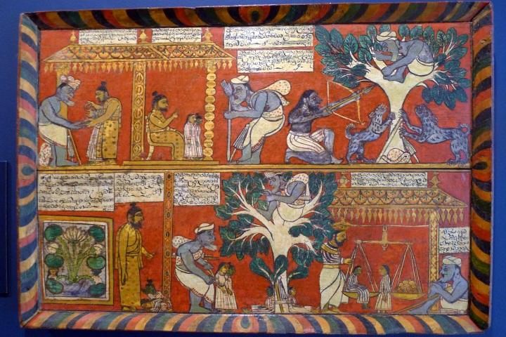 Story of Prince Vessantra part 1