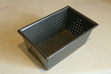 new bread tin