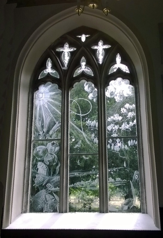 airman memorial window