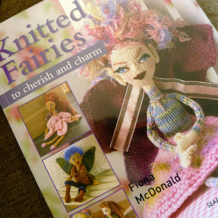Knitted Fairies book
