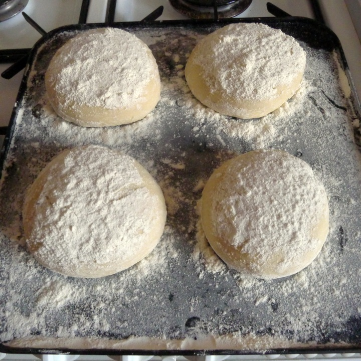 baps ready for oven