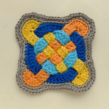 other Edged Celtic Coaster