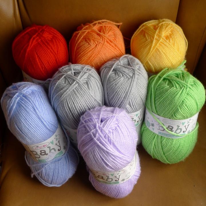 yarn I bought