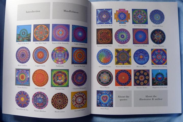 full range of mandalas