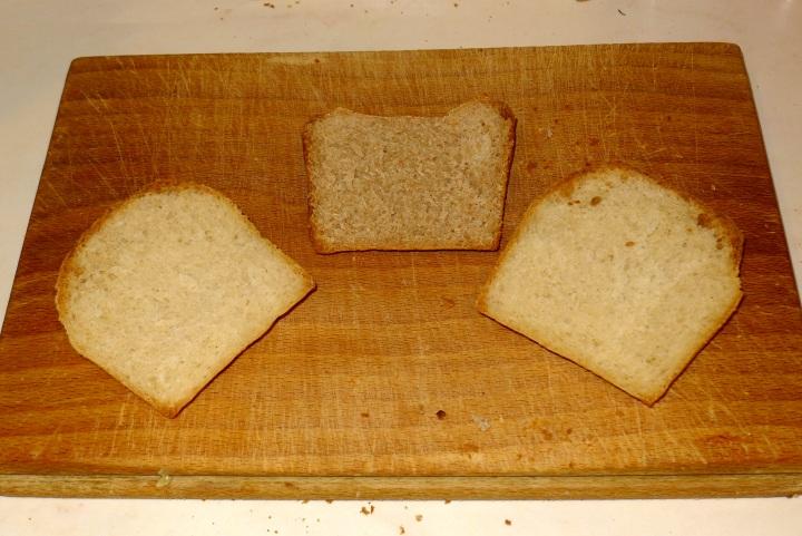 three crusts