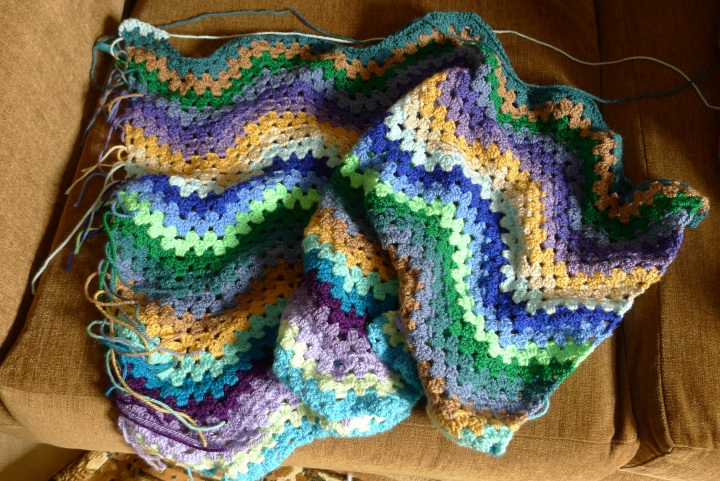 blanket so far