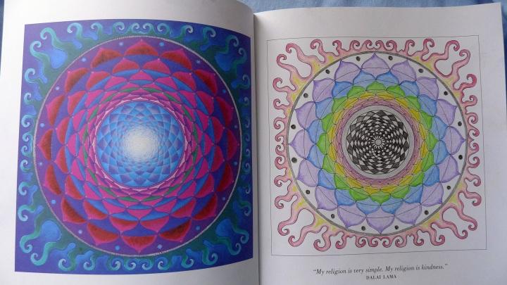 fourth mandala in book