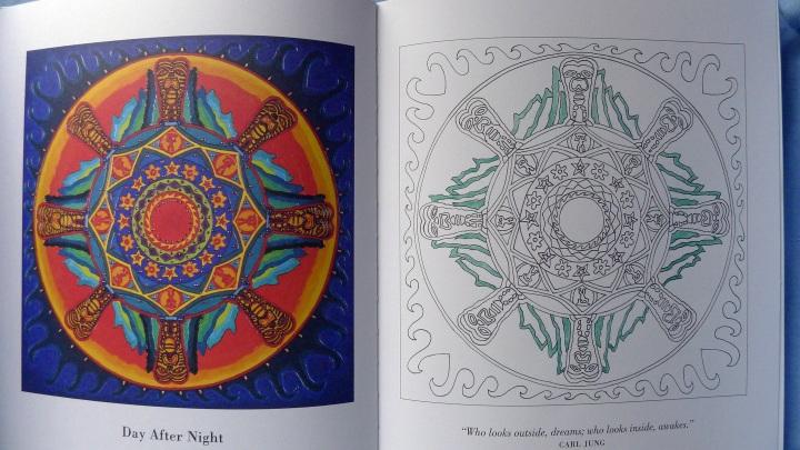 second mandala in book