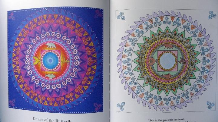 third mandala in book
