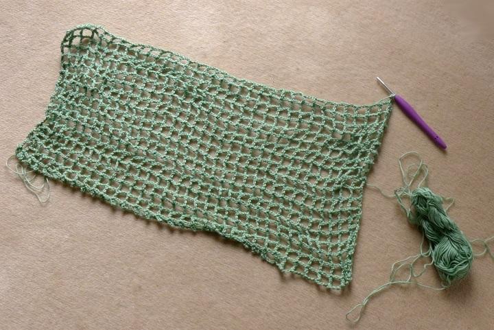 crochet mesh
