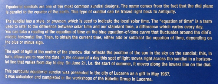 how sundial works