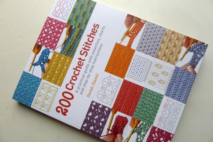 book of crochet stitches