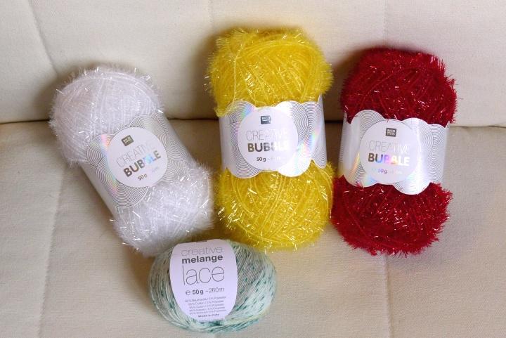 yarn from My Yarnery