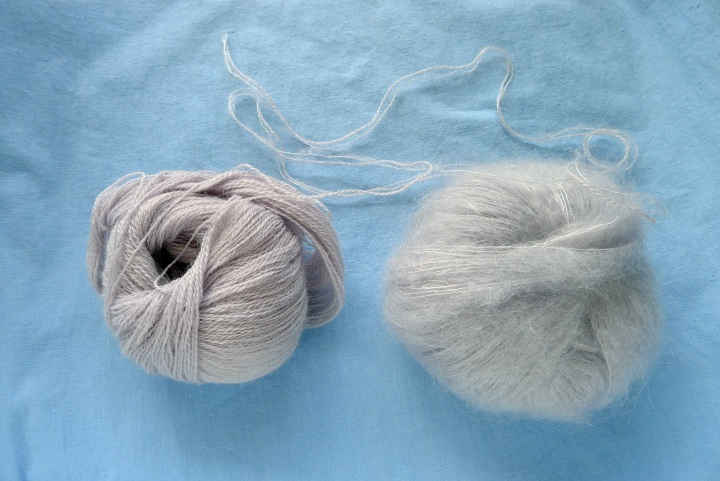 two yarns