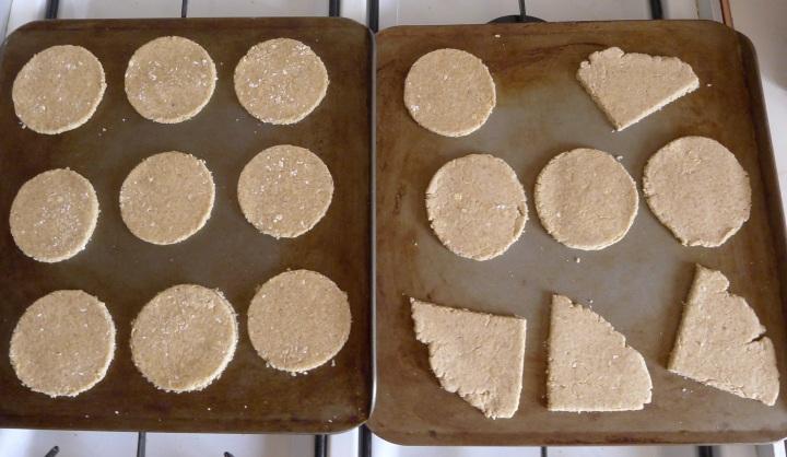 oatcakes ready