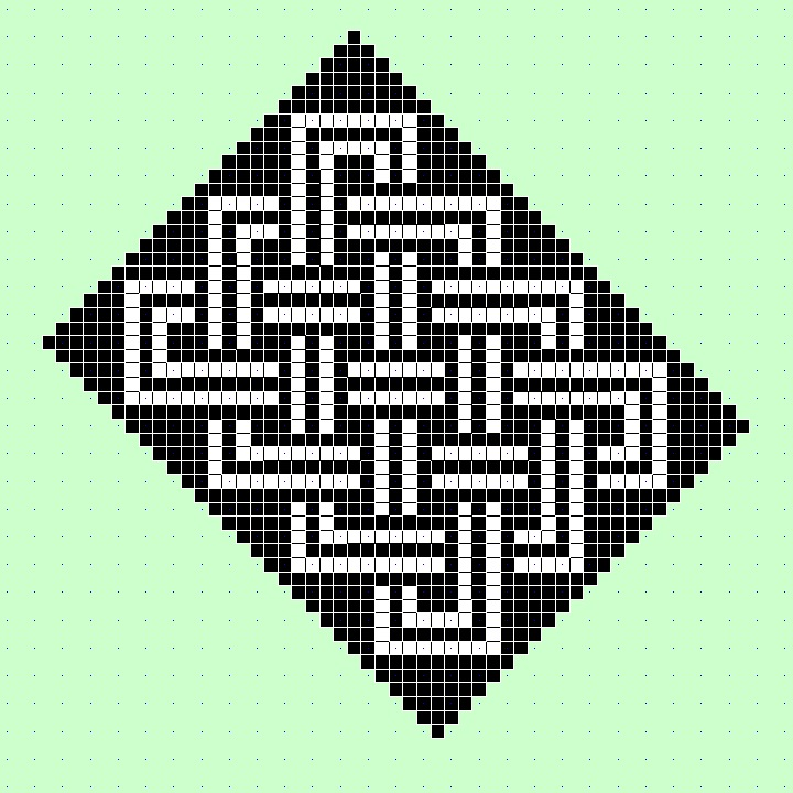 computer rectangular chart