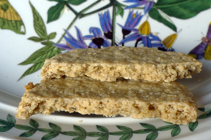 oat cake texture