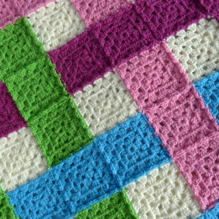 part of blanket