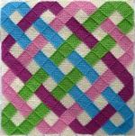 Celtic Knot Granny blanket
