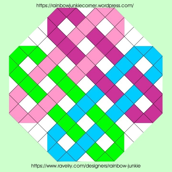 octagonal blanket paln
