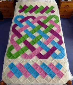 Celtic Granny Blanket