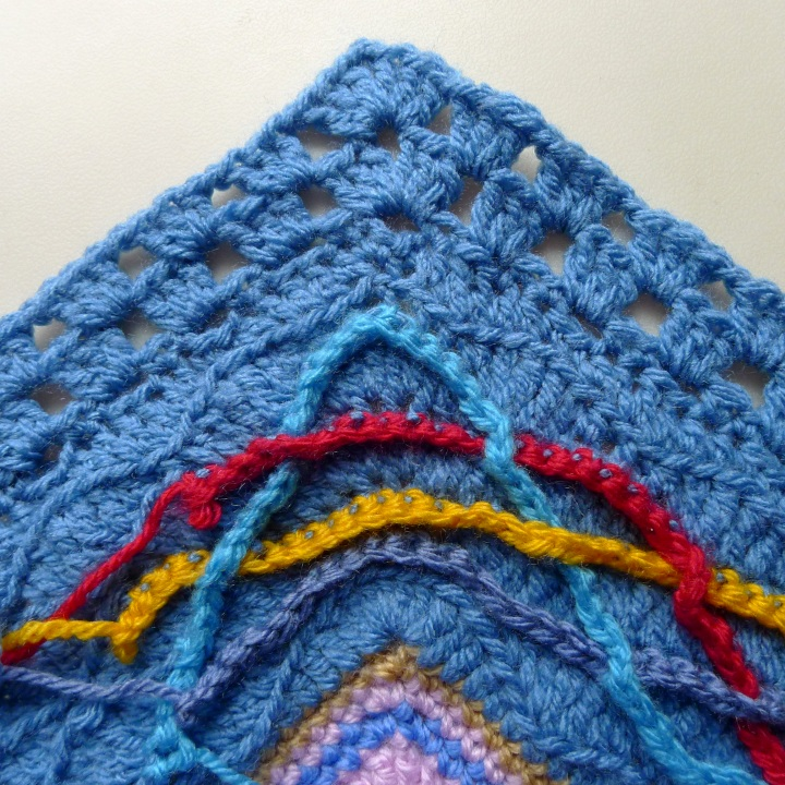 granny rows added