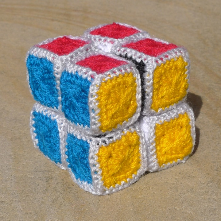cubes as they will be joined