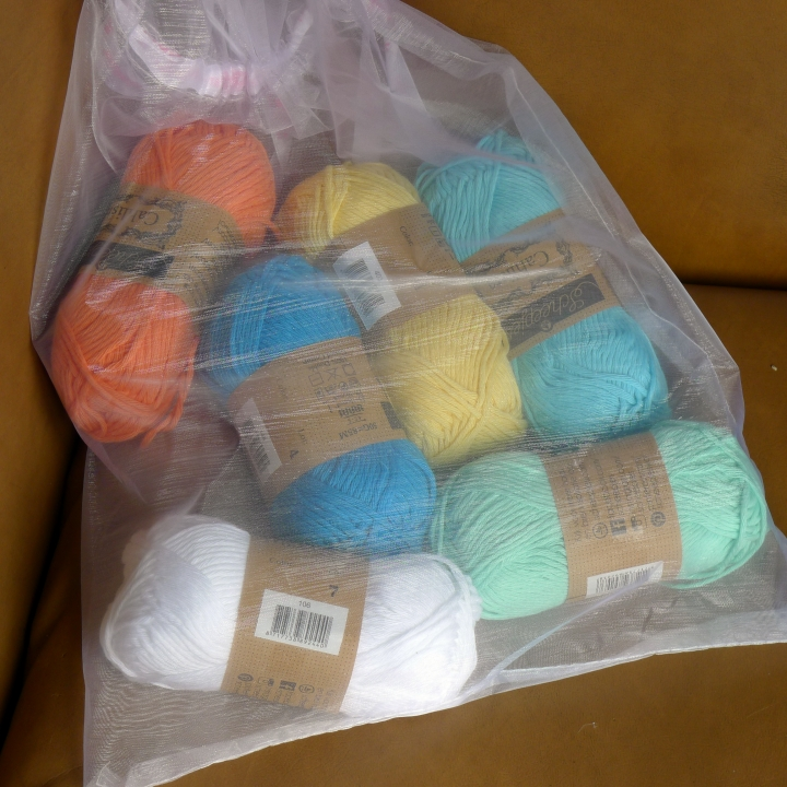 yarn for CAL