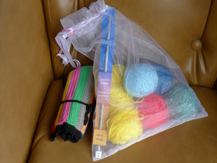 yarn for workshops