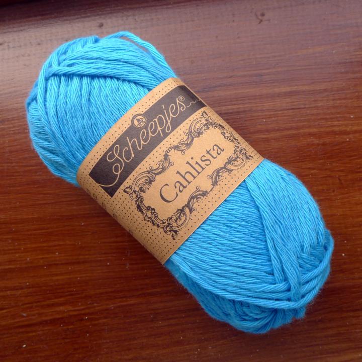 Cahlista yarn