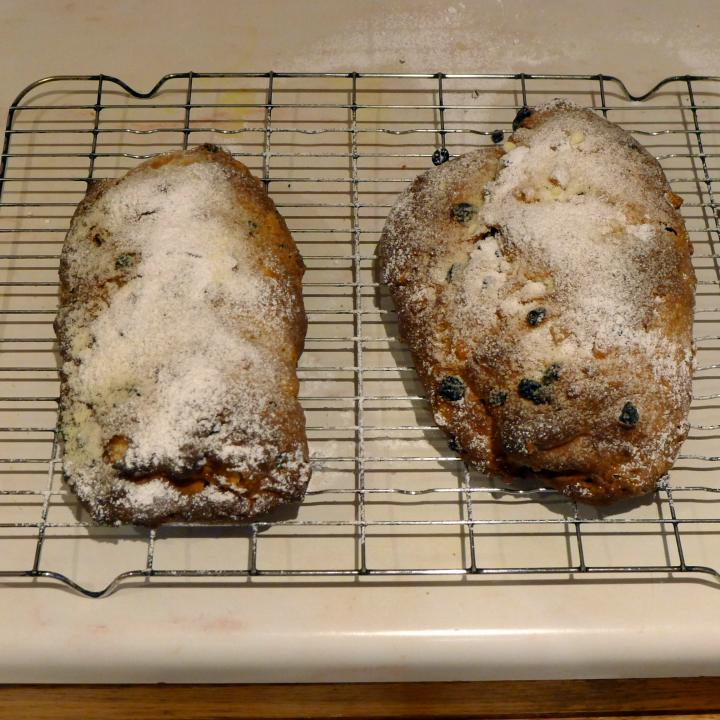 two Stollen