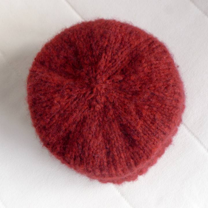 top of hat